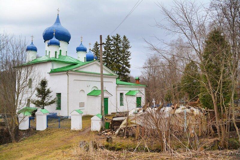 Погост Малы, Псковская область... Россия