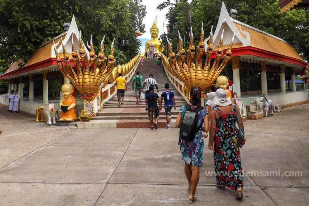 Большой Будда в Паттайе