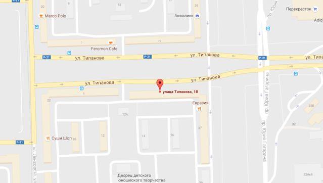 Наюге Петербурга кипятком затопило жилые дома имагазин