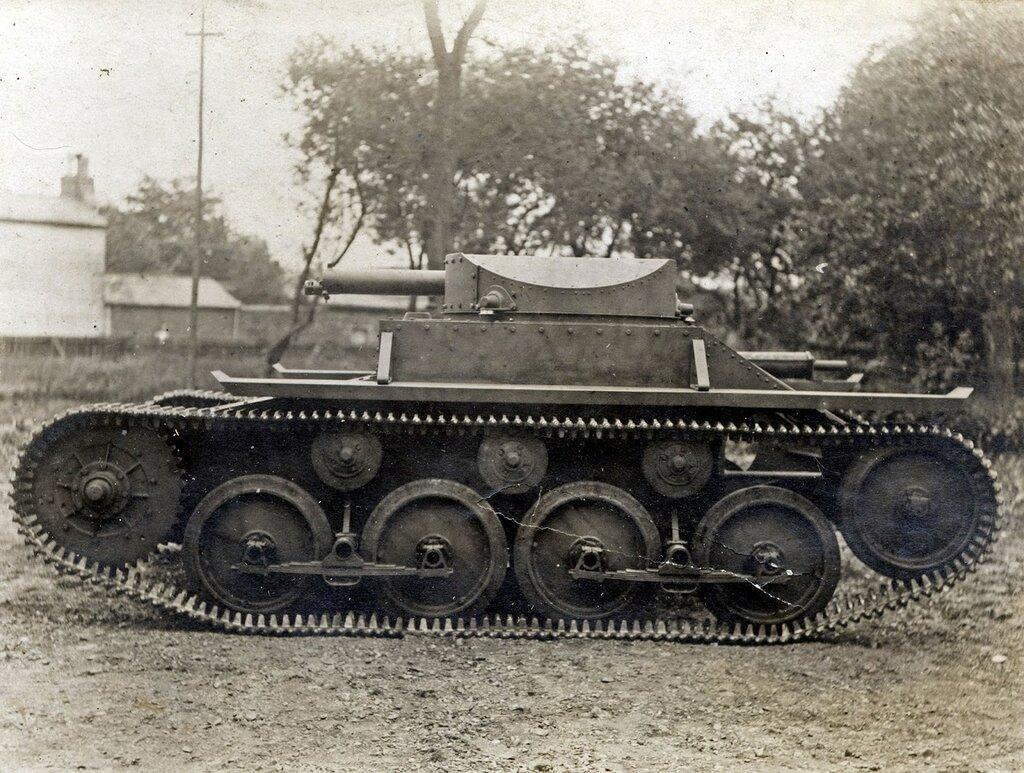 Light Tank Carden-Loyd Mk.VII (A4E1)1930