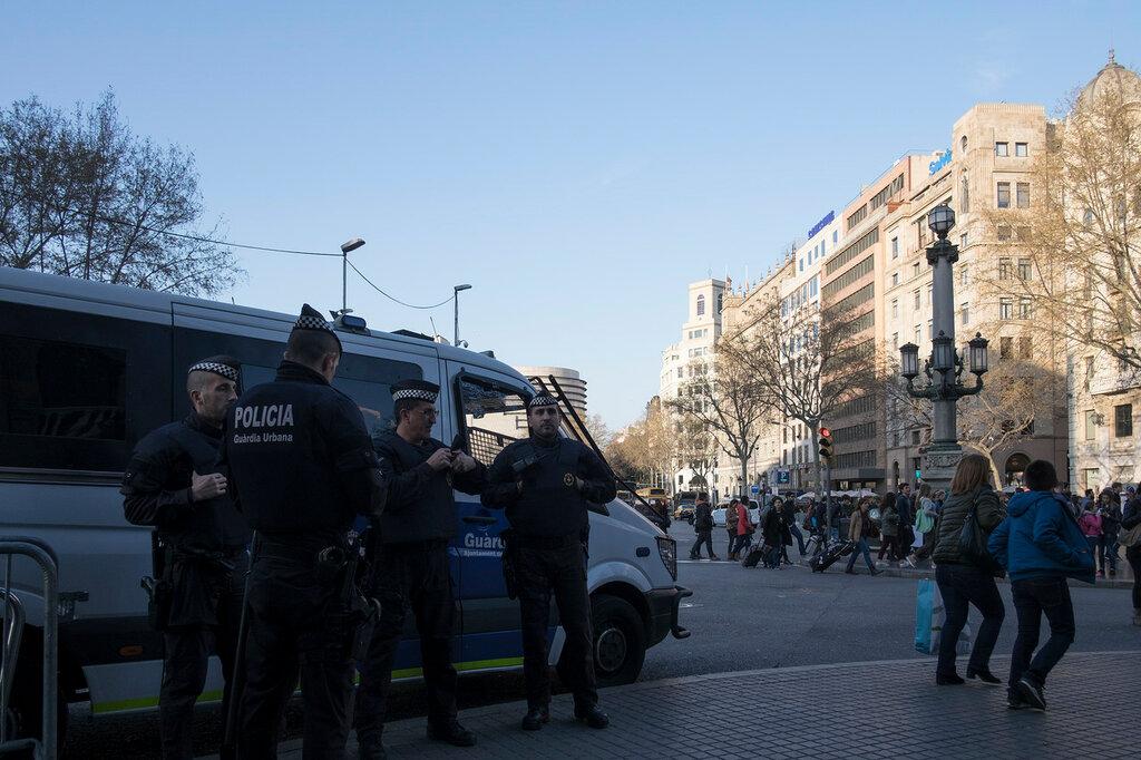 В Европе действительно опасно