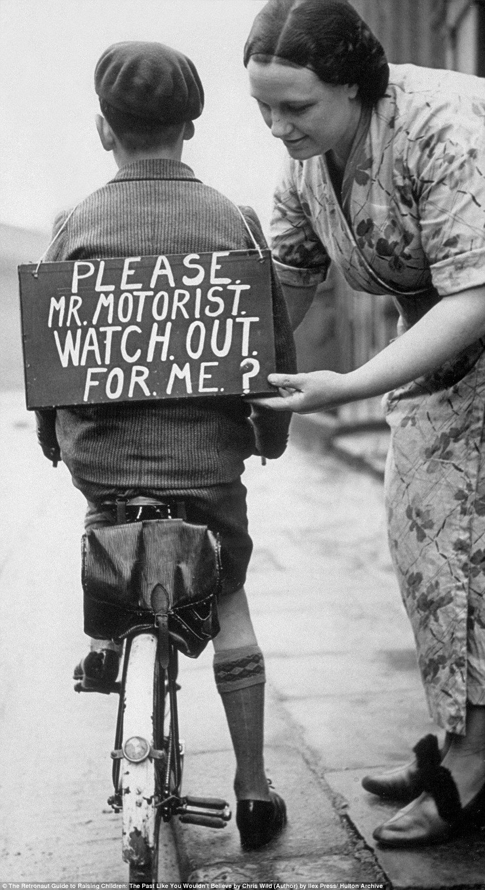 «Водитель, пожалуйста, будь аккуратнее по отношению ко мне!»: мама всего лишь хочет, чтобы ее ребенк