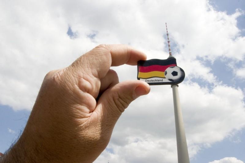 35. Телевышка в Берлине