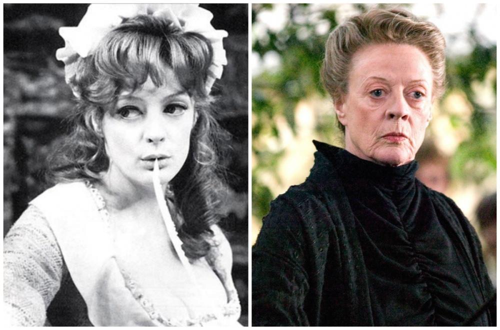 Мэгги Смит Британская актриса, прославившаяся на весь мир благодаря роли профессора Макгонагалл в фи