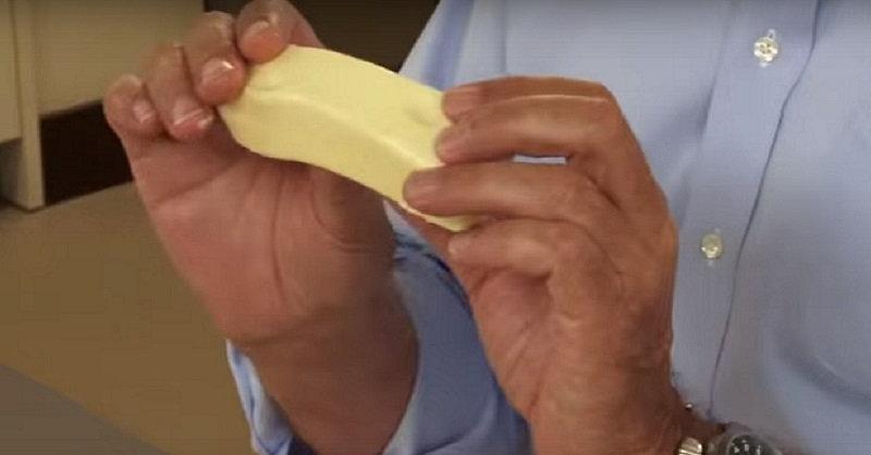 Масло можно быстро сделать мягким и более теплым — это важно для приготовления многих блюд, в том чи
