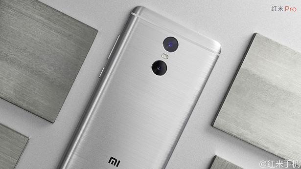 Xiaomi представила смартфон Redmi Pro с двойной камерой и OLED-экраном.  Новый смартфон