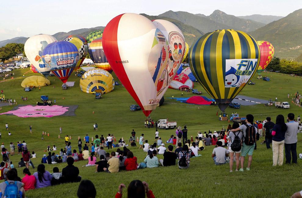 11. Беспилотные воздушные шары летали еще выше. Рекорд высоты для беспилотного шара составляет