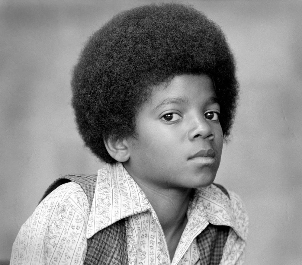 Этот снимок 12-летнего Майкла Джексона был сделан в далеком 1971 году, но уже тогда его карьера была