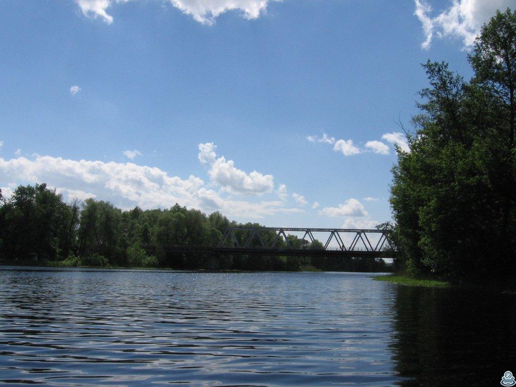 Мост над Ворсклой