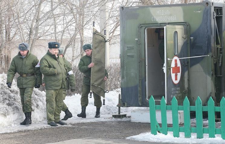 Уроженцы столицы, Петербурга иДимитровграда подозреваются вубийстве медсестер военного госпиталя