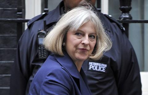 Тереза Мэй назначена премьер-министром Англии