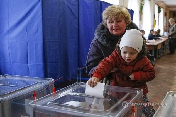 Свыше половины украинцев неготовы принять участие ввыборах