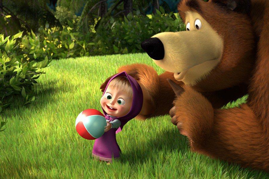 Гражданин Башкирии одержал победу суд против создателей мультфильма «Маша иМедведь»
