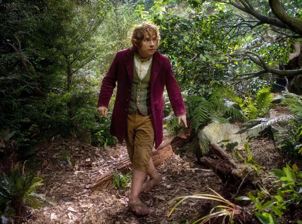 The Hobbit : An Unexpected Journey - 2012