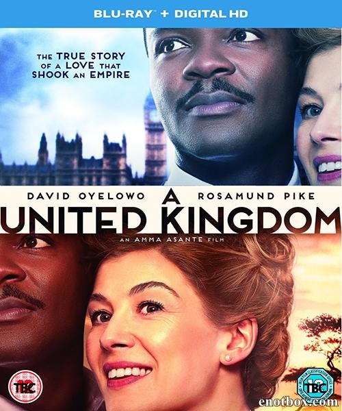 Соединённое королевство / A United Kingdom (2016/BDRip/HDRip)