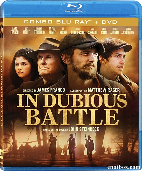 И проиграли бой / In Dubious Battle (2016/BDRip/HDRip)