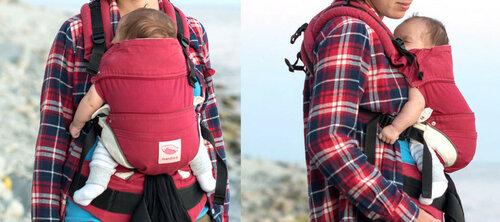 Эрго-рюкзак Manduca, 2.5 месяцев