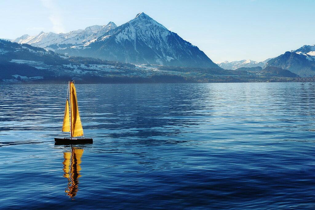 маленькому кораблю большое плавание