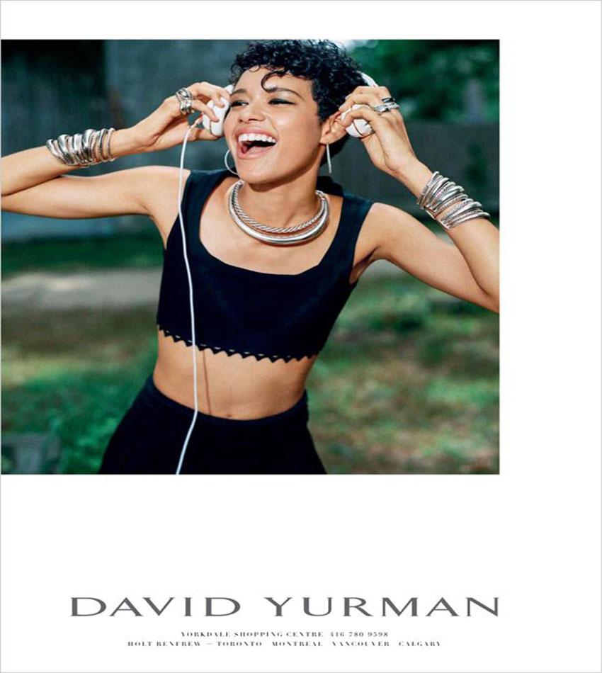 David Yurman (F/W 2016-2017) Ad Campaign