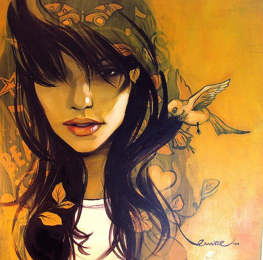 Inspiring Art by ErNaste Nassimo
