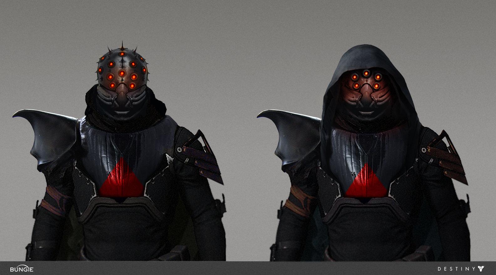Destiny Concept Art by Joseph Cross