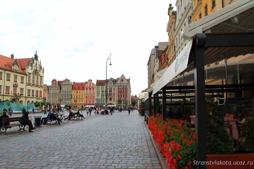 Вроцлав достопримечательности , фото города