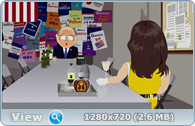 Южный Парк / South Park (2016) (Сезон 20) HDTVRip 720p-LQ