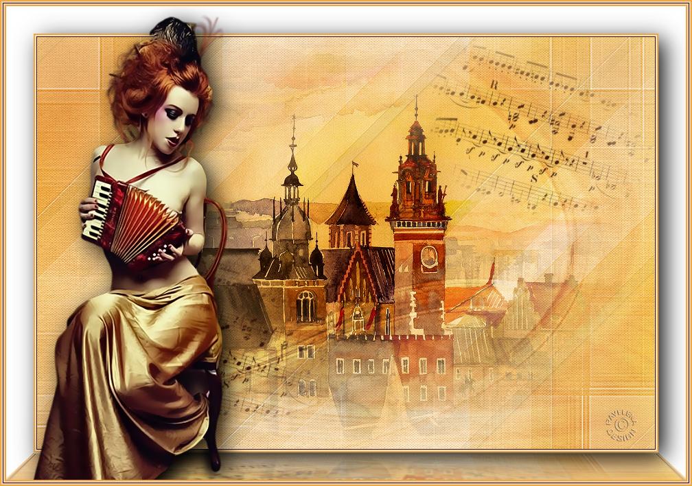 Мелодия старого города