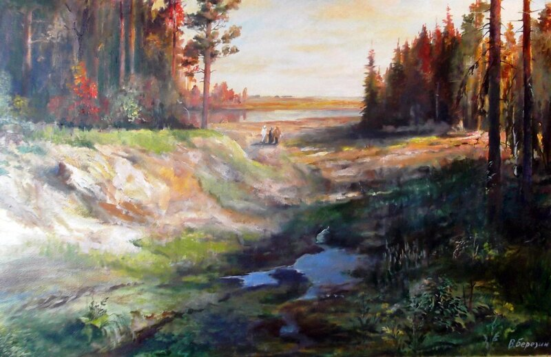Картина В. Березина, сибирского художника (19).jpg