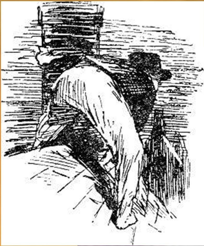 Иллюстрация В. Н. Горяева к пр-ю М.Твена Приключения Тома Сойера (20).jpg