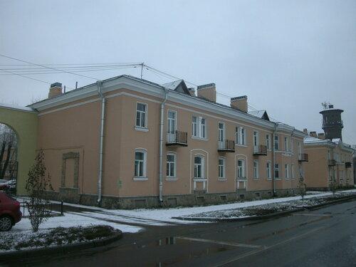 Железнодорожная ул. 3