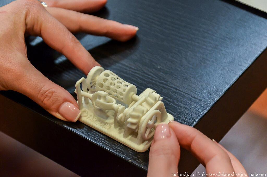 Как работают 3D принтеры