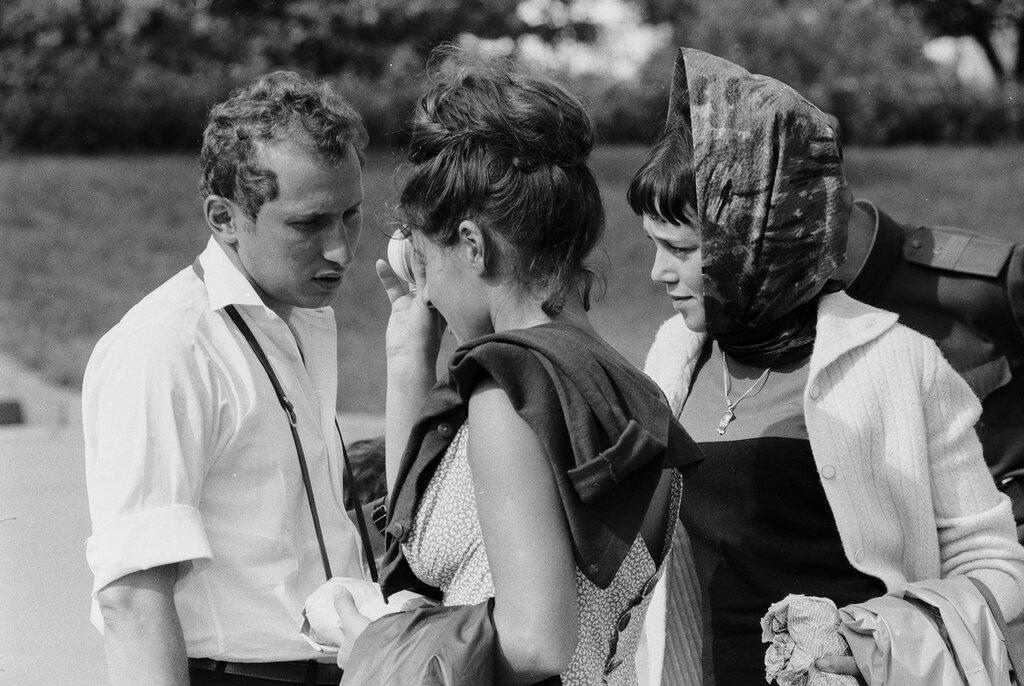Москва. Г. Гербер. 1966 г.