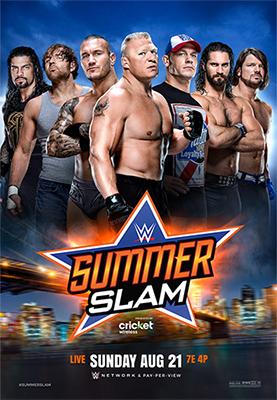 Post image of WWE SummerSlam 2016