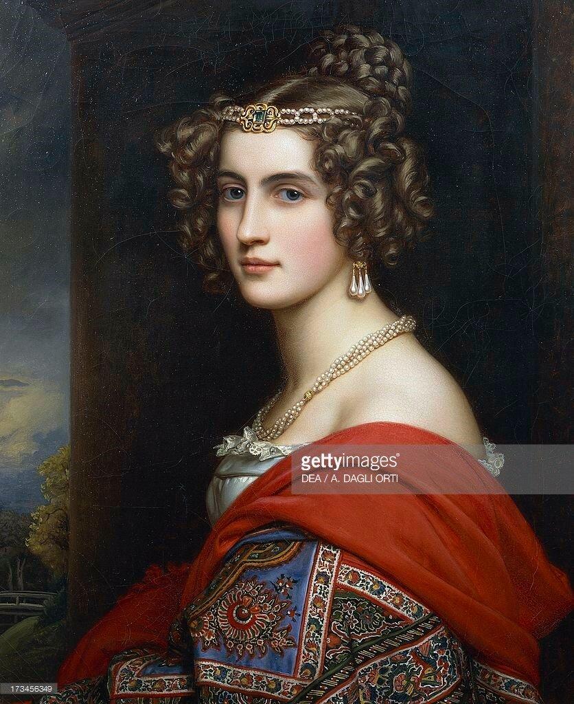 Portrait of Amalia Von Schintling, 1831.jpg