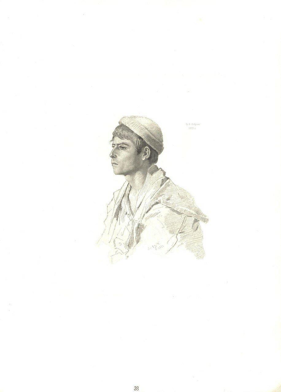 38. Грузин кахетинец