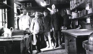 Санитарный поезд Великой Княгини Елизаветы Федоровны. Кухня