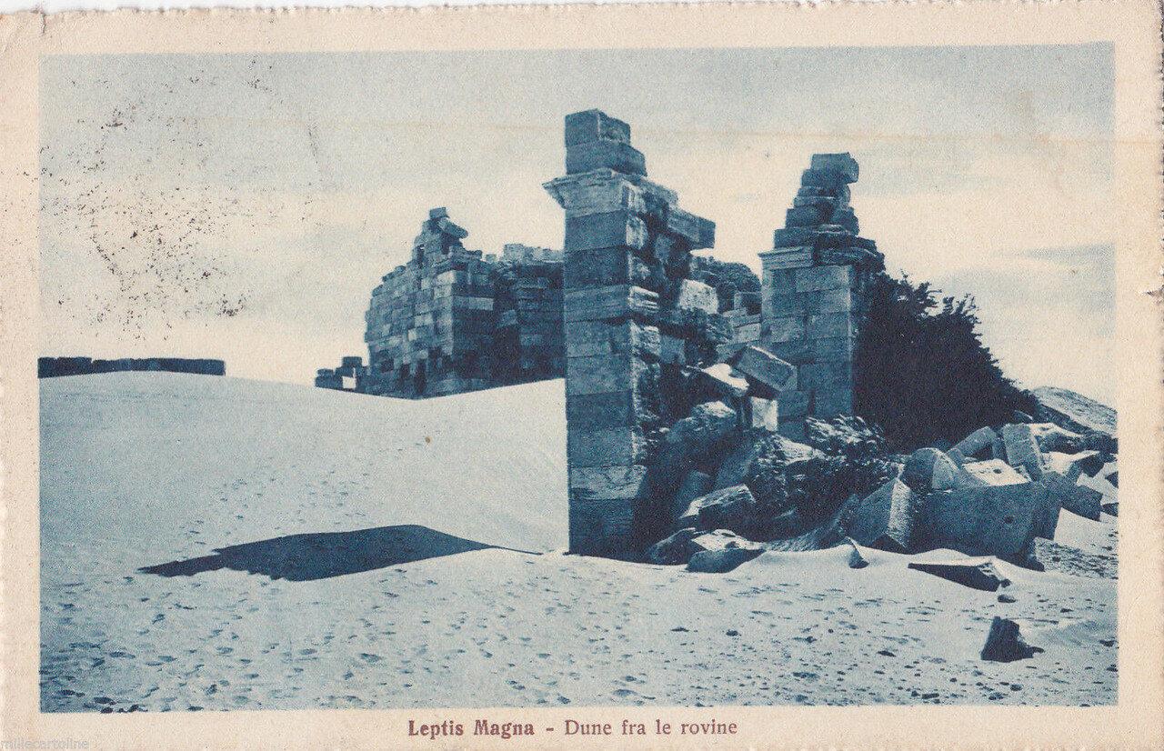 Лептис-Магна. 1926