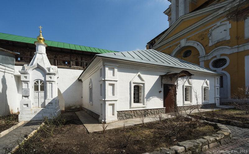 Свечная мастерская (XVII век)