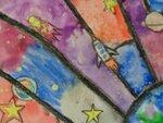 """Савенков Иван (рук. Федорова Лариса Петровна) - """"К далёким планетам"""""""