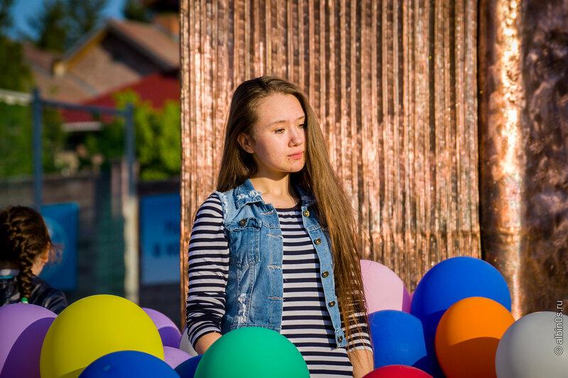 День защиты детей в Парке Бажова