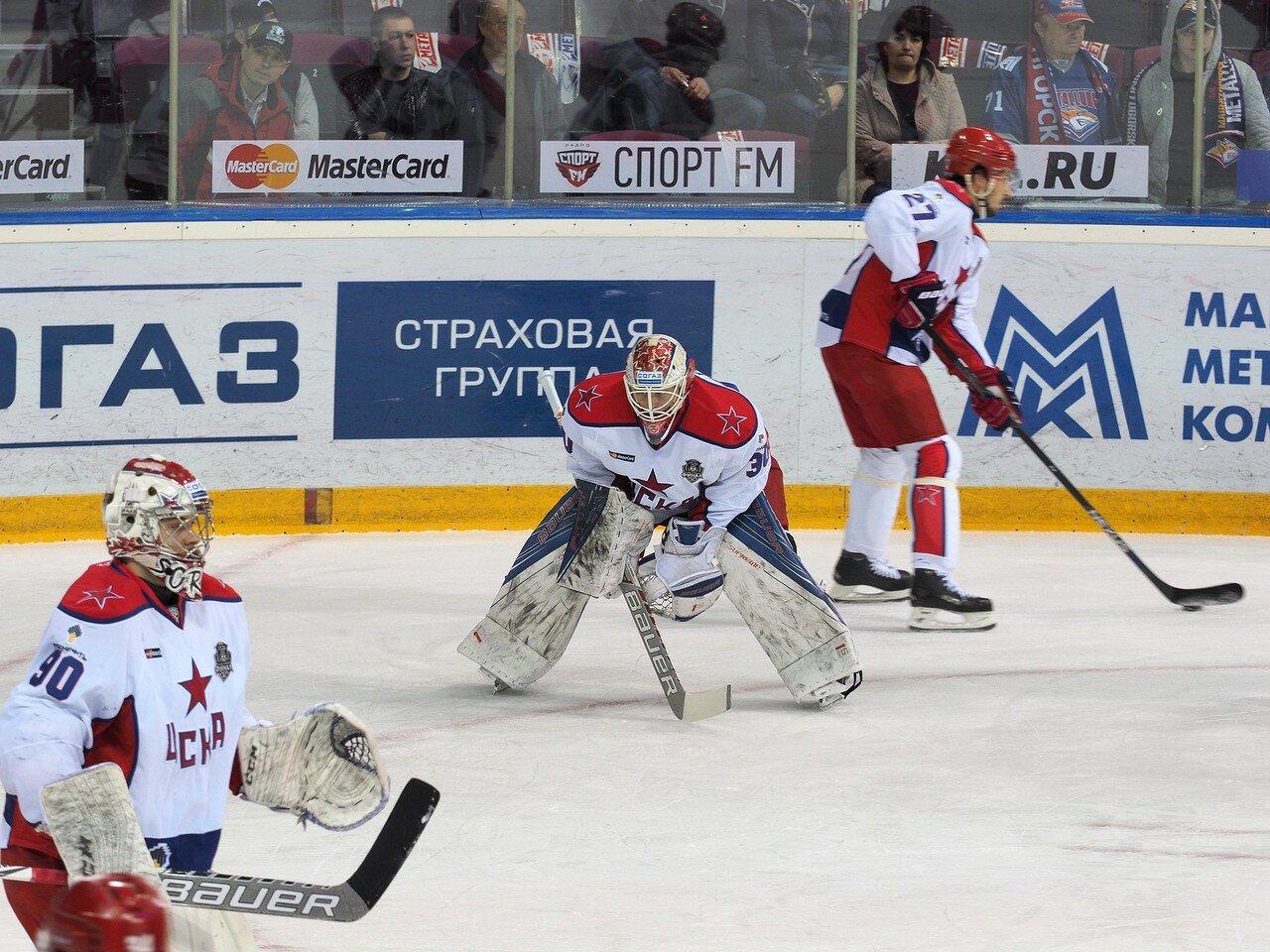 5Плей-офф 2016 Финал Металлург - ЦСКА 11.04.2016