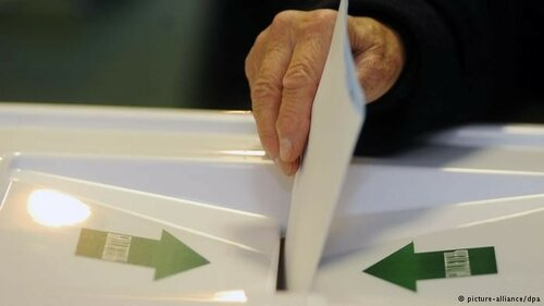В выборах президента примут участие и молдаване за рубежом