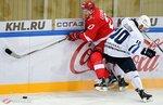 Спартак победил минское Динамо