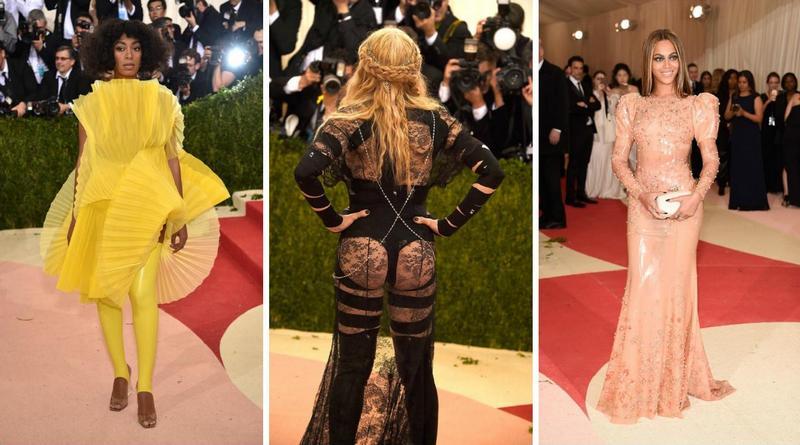 Худшие наряды звезд на Met Gala 2016