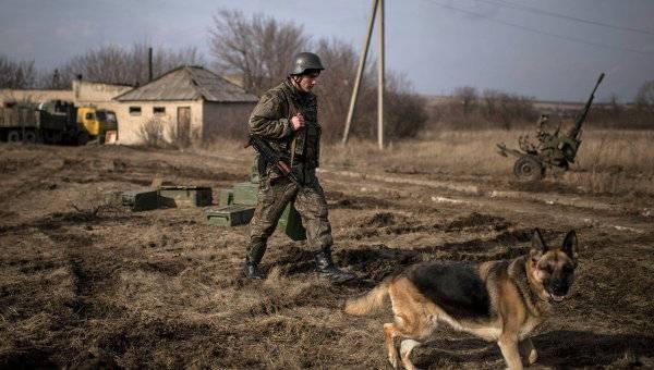 Интенсивность обстрелов со стороны боевиков из 152- и 122-мм артиллерии и 120-мм минометов за последние дни увеличилась, - штаб АТО