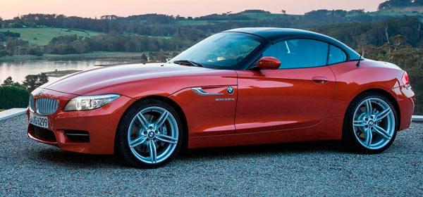 BMW закончила производство Z4