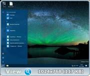 Windows 10 Professional x64 MILKY WAY mini