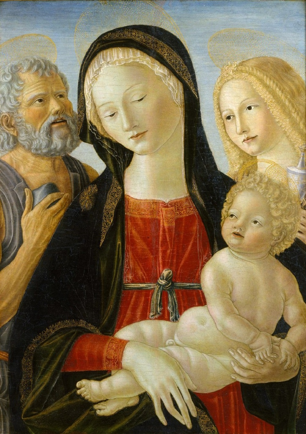 an introduction to the analysis of madonna and child
