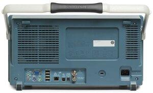 Цифровой осциллограф DPO5034B - вид сзади